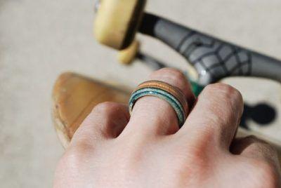 Anillos para skateboards