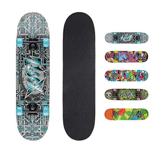 calcetines apollo de skateboard