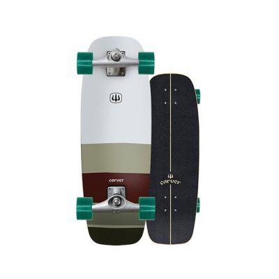 Calcetines carver de skateboard