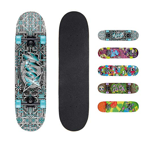 calcetines hudora de skateboard