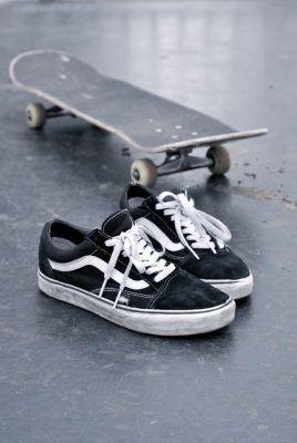 Calcetines vans de skateboard