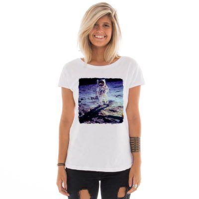 Camisetas apollo de skateboard