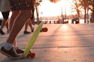Camisetas bollinger de skateboard