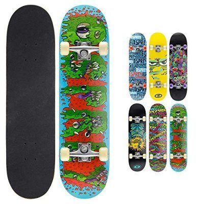 Camisetas bopster de skateboard