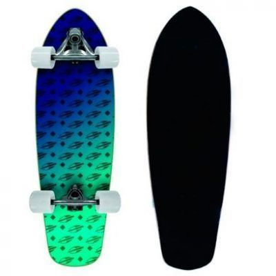 Camisetas carver de skateboard