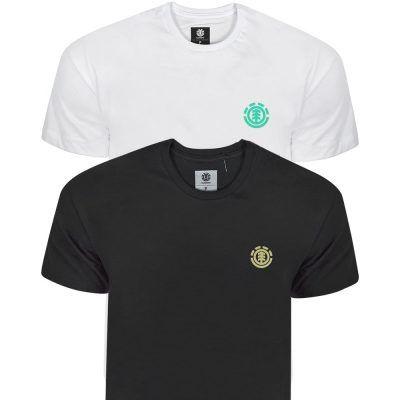 Camisetas element de skateboard