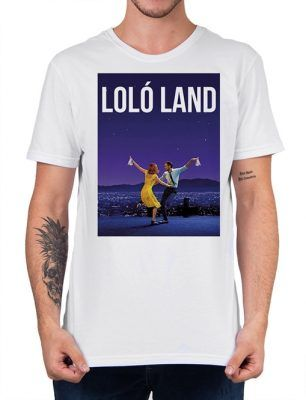 Camisetas land surfer de skateboard