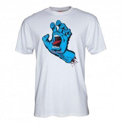 Camisetas santa cruz de skateboard