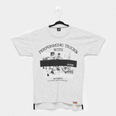 Camisetas tricks de skateboard