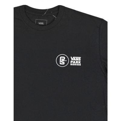 Camisetas vans de skateboard