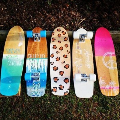 Disfraces de skateboard