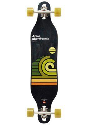 Gorros arbor de skateboard