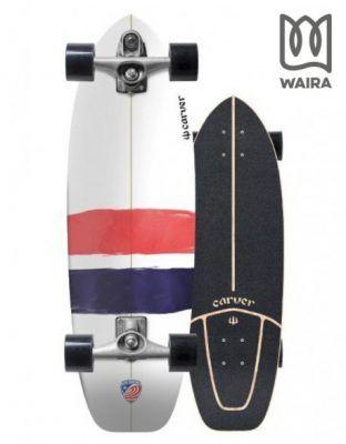 Gorros carver de skateboard