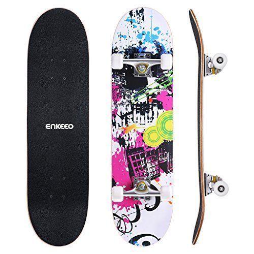gorros enkeeo de skateboard