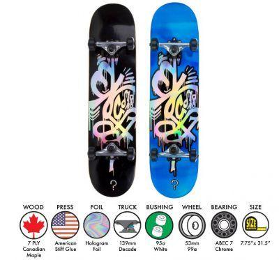 Gorros enuff de skateboard