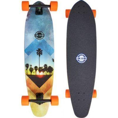 Gorros long island de skateboard