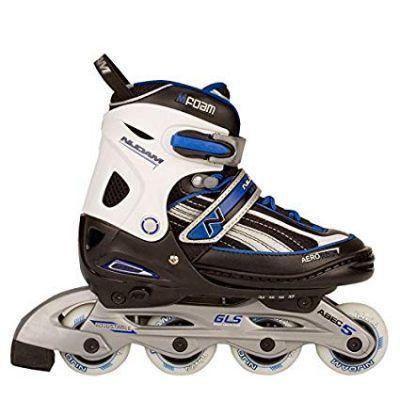 Gorros nijdam de skateboard