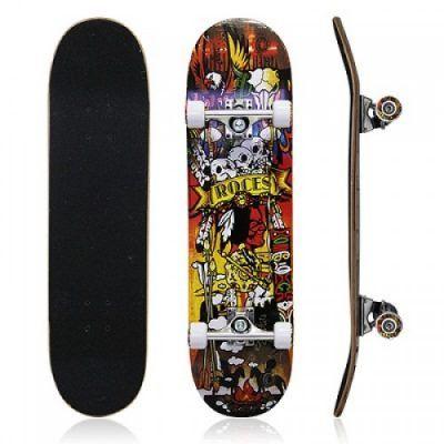 Gorros roces de skateboard