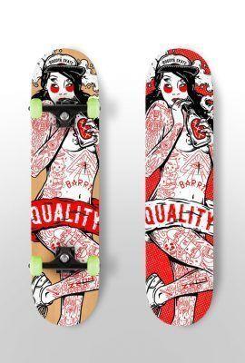 Gorros yq de skateboard