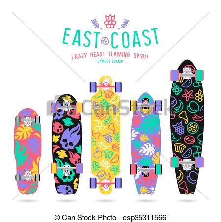 impresiones de skateboard