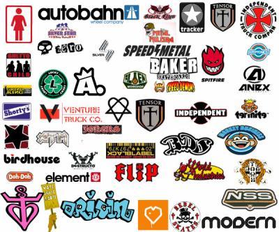 Marcas de skateboards