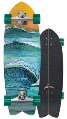 Pantalones carver de skateboard