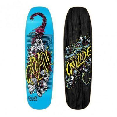 Pantalones cruzade de skateboard