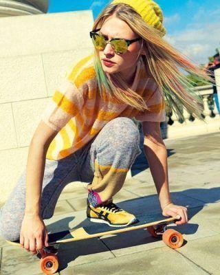 Pantalones whome de skateboard