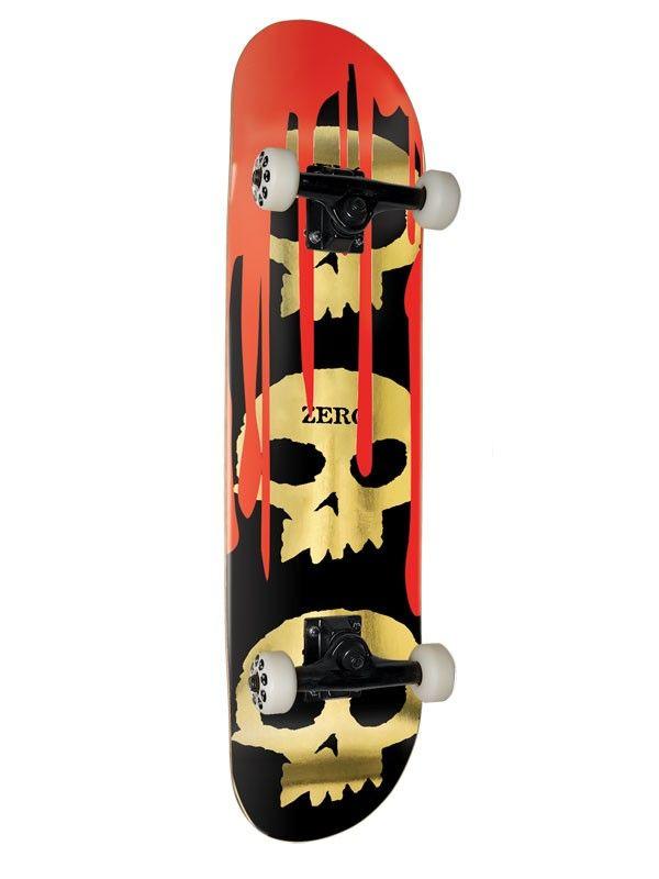 pantalones zero de skateboard