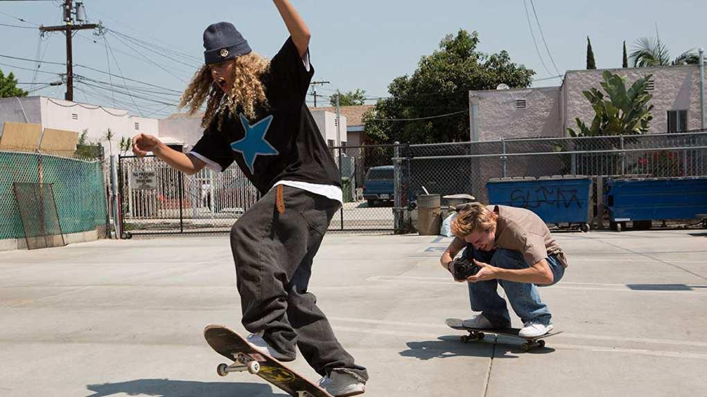 peliculas de skateboard