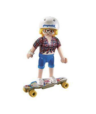 Playmobil de skateboard