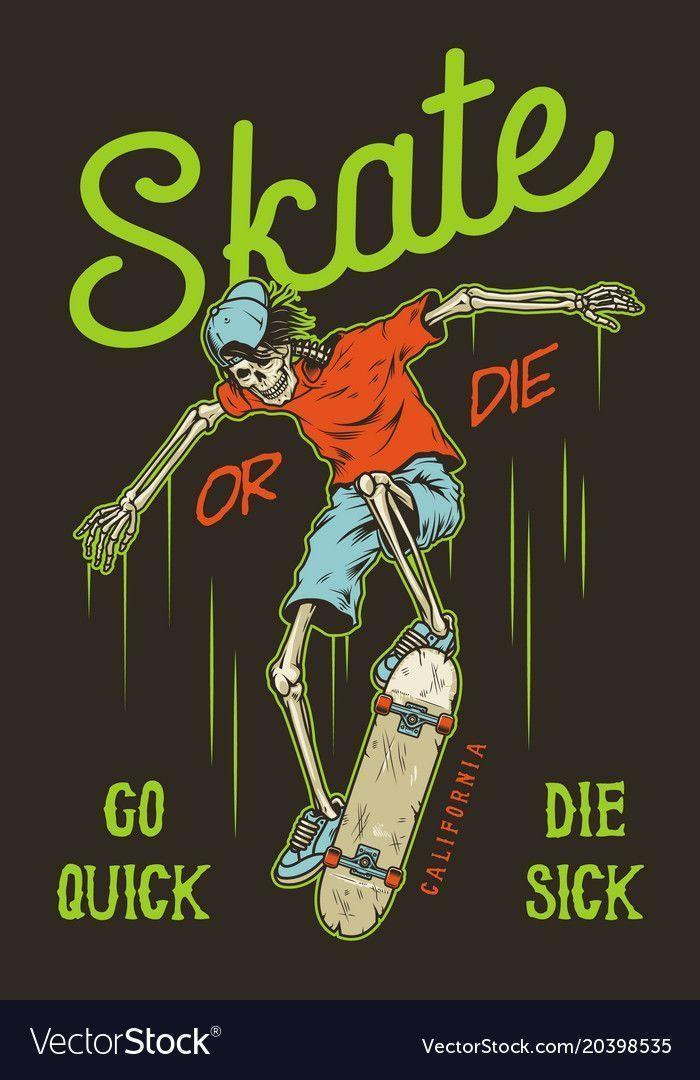 posters de skateboard