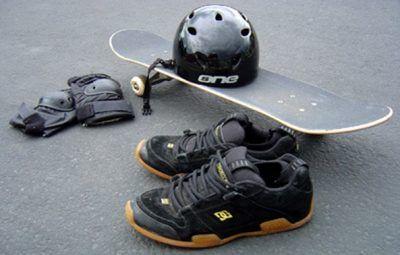 Protecciones para skateboards