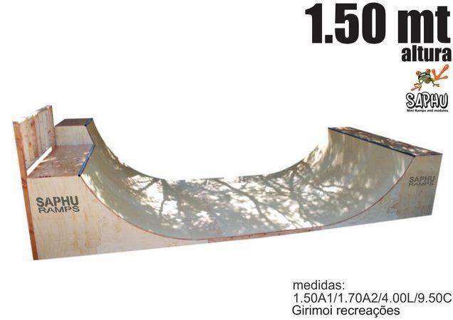 rampas para skateboards