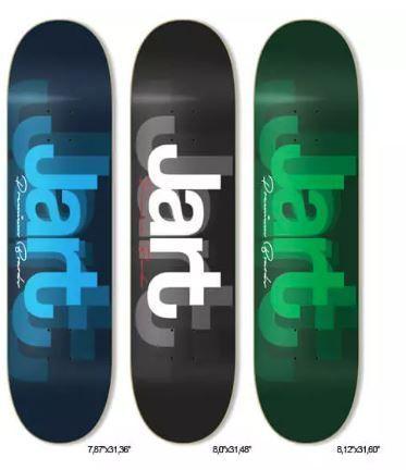 ropa interior jart de skateboard