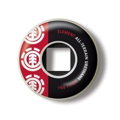 Ruedas element para skateboard
