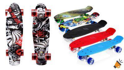 Ruedas enkeeo para skateboard