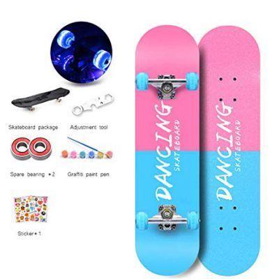 Ruedas jingjing para skateboard