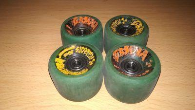 Ruedas kryptonics para skateboard