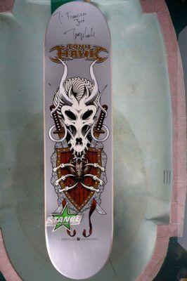 Ruedas tony hawk para skateboard