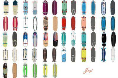 Ruedas yow para skateboard