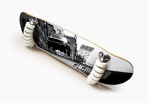 ruedas yq para skateboard