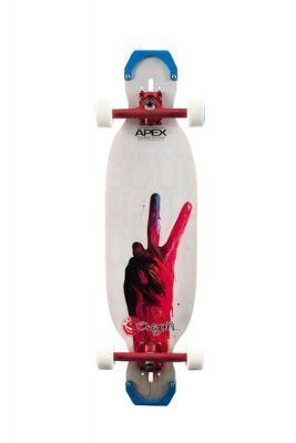 Skateboards apex