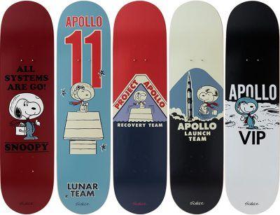 Skateboards apollo