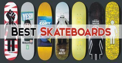 Skateboards best sporting
