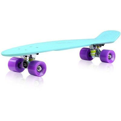 Skateboards color castaño