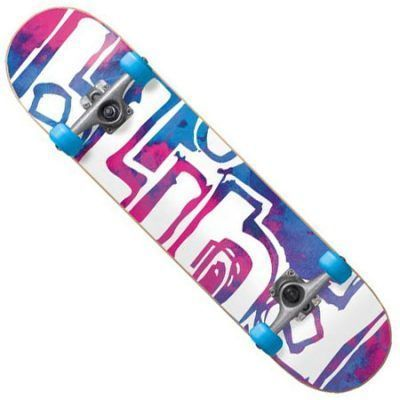 Skateboards color magenta
