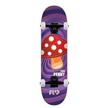 Skateboards color morado