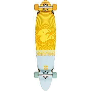 Skateboards color naranja