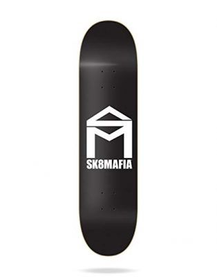 Skateboards color negro